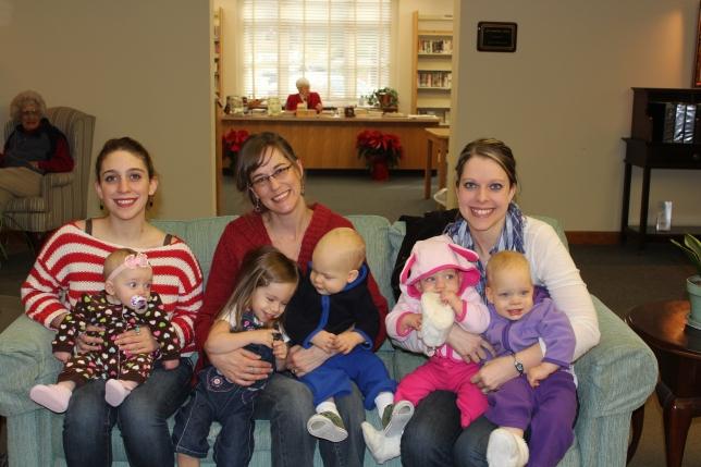 New mommas!