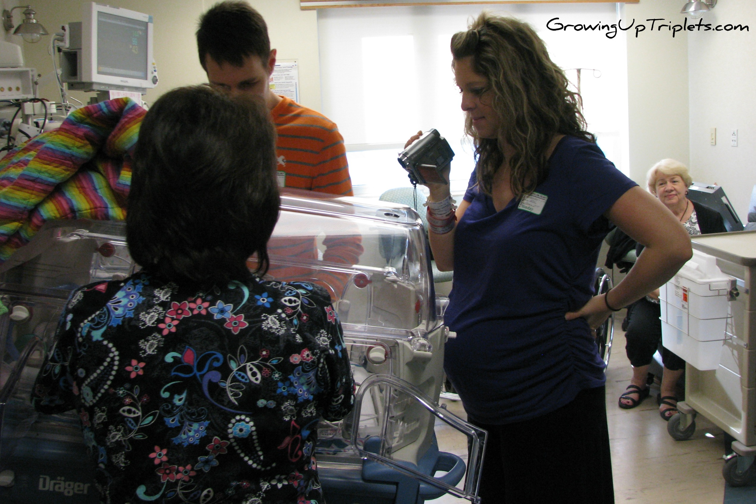what to expect in the nicu an interview growing up triplets beginning to learn how to care for our tiny 3 5 pound babies