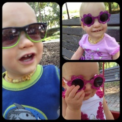 Mommy's little models <3